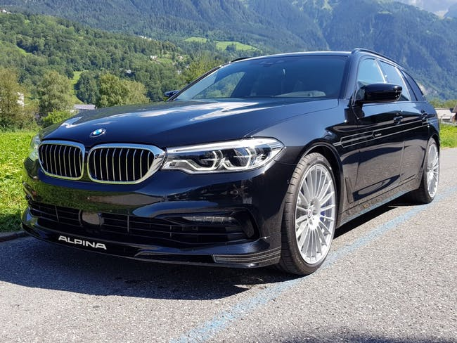 estate BMW Alpina B5 BiTurbo Touring 4.4 V8 xDrive Switch-Tronic