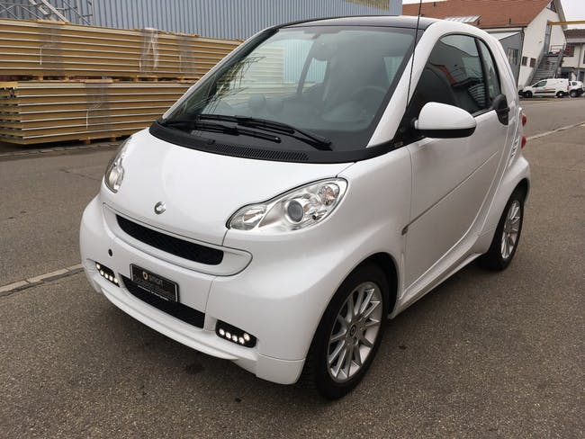 saloon Smart Fortwo pulse softouch