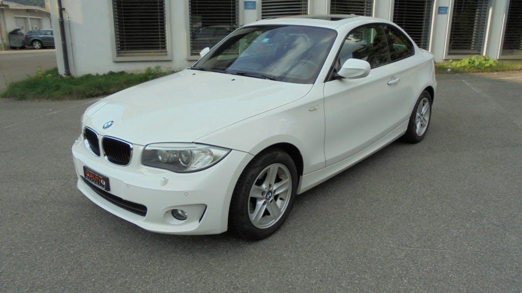 coupe BMW 1er 120i Coupé