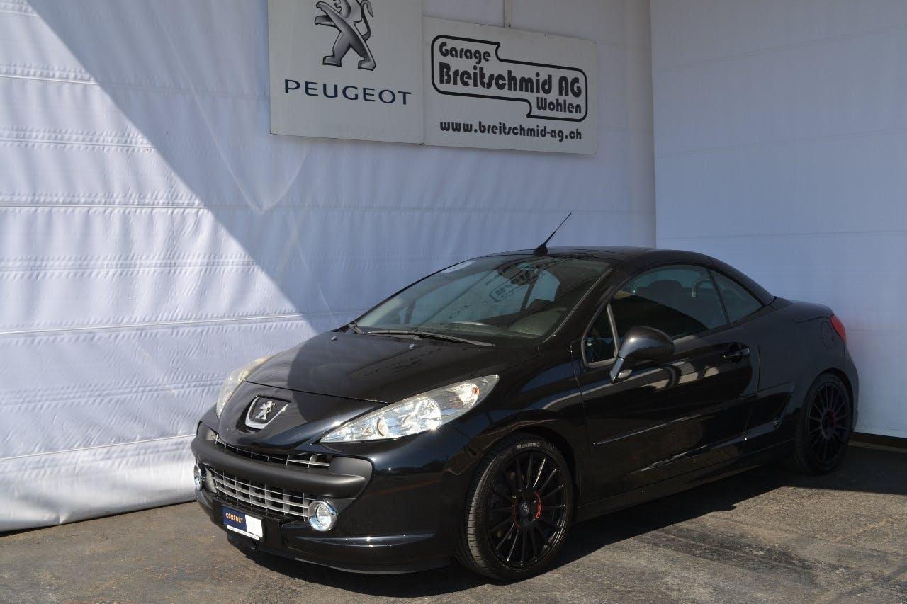 cabriolet Peugeot 207 I CC