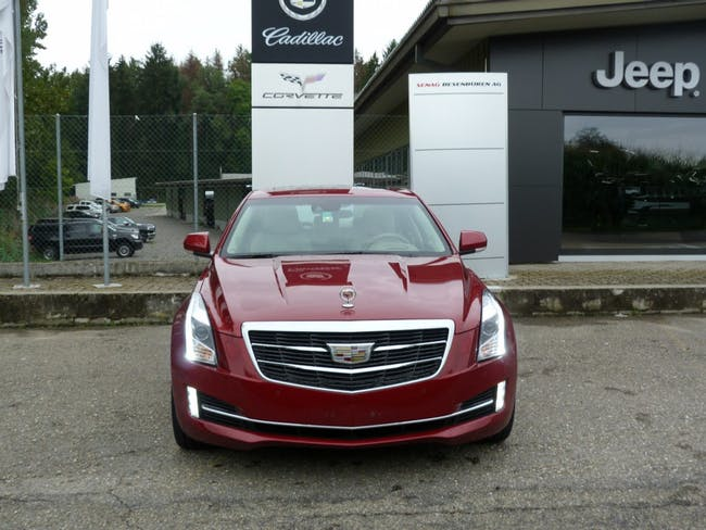 saloon Cadillac ATS Sedan 2.0 Turbo Premium AWD Automatic