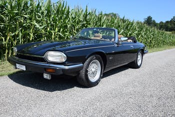 cabriolet Jaguar XJ-S XJS Convertible 4.0