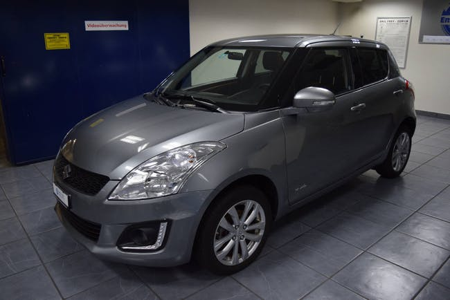 estate Suzuki Swift 1.2 Piz Sulai Top 4x4