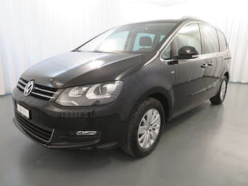 saloon VW Sharan 2.0 TDI BlueMTA Cup 4m