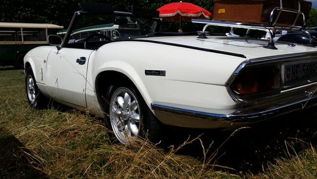 cabriolet Triumph Spitfire IV 1300