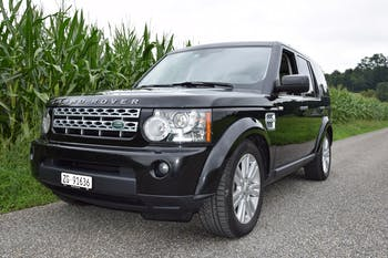suv Land Rover Discovery 5.0 V8 HSE