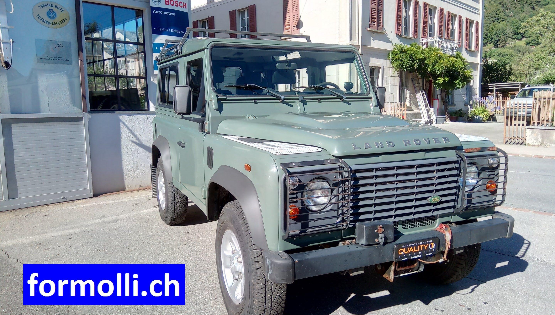 suv Land Rover Defender 90 2.4 Tdi SW