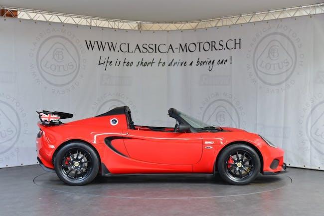 cabriolet Lotus Elise 250 Cup