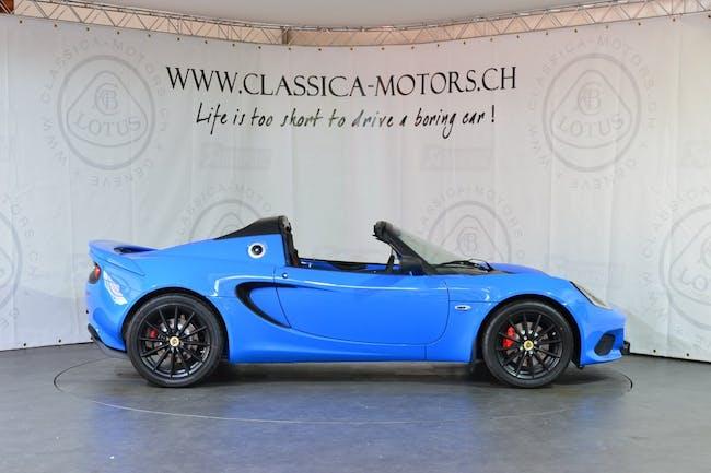 cabriolet Lotus Elise Sport 220