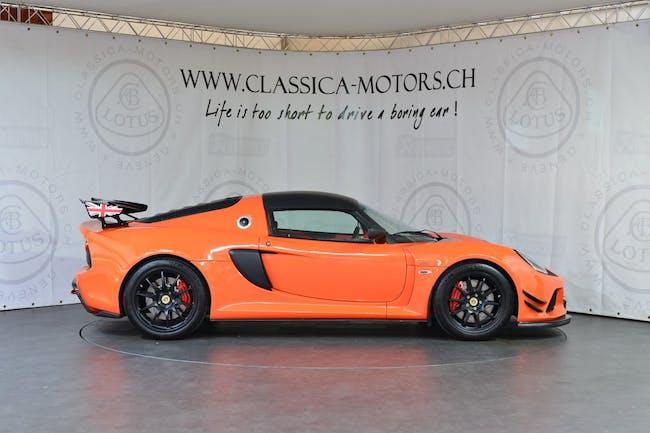 cabriolet Lotus Exige Sport 380