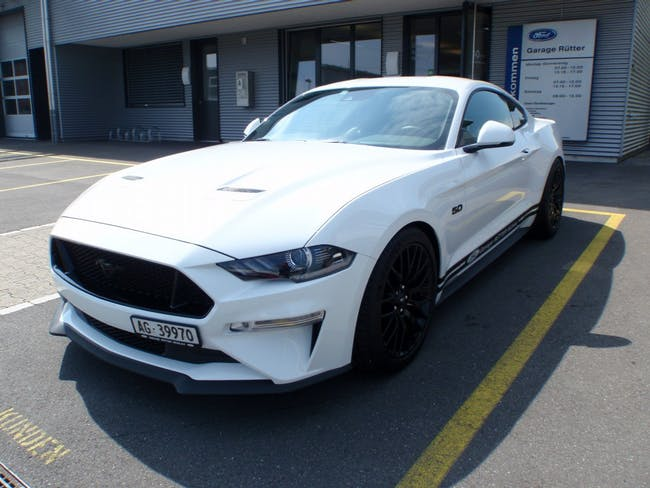 coupe Ford Mustang Fastback 5.0 V8 GT Automat