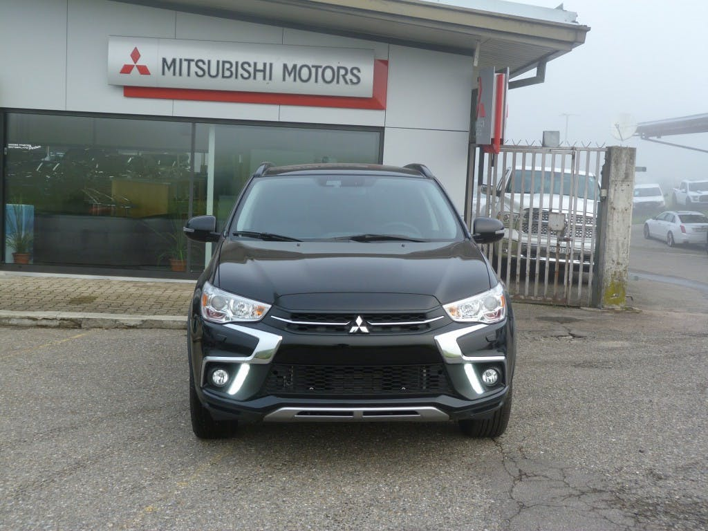 suv Mitsubishi ASX 2.2 DID Diamond 4WD Automatic