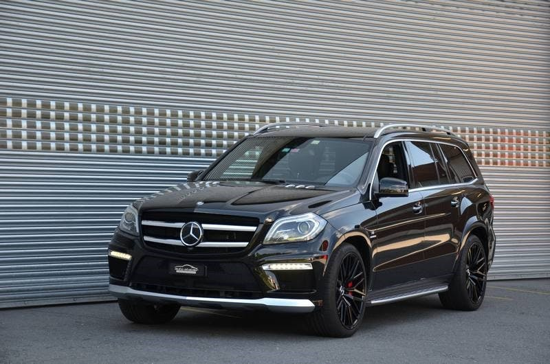 suv Mercedes-Benz GL-Klasse GL 63 AMG 4Matic Speedshift Plus 7G-Tronic