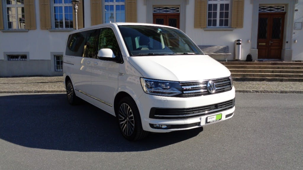 bus VW T6 Multivan 2.0 Bi-TDI Highline 4Motion DSG