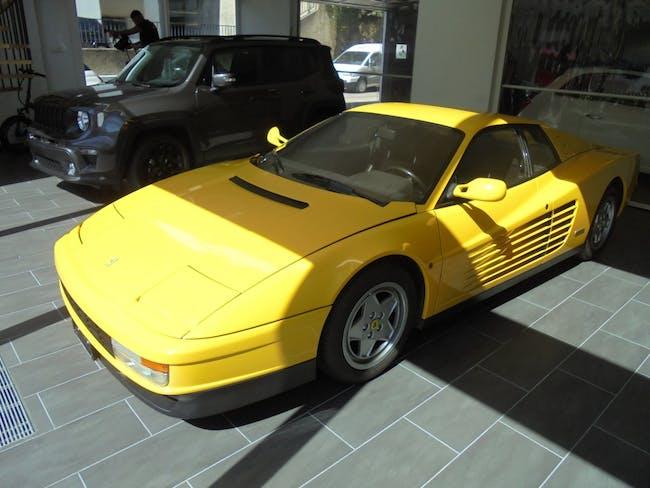 coupe Ferrari Testarossa Testarossa