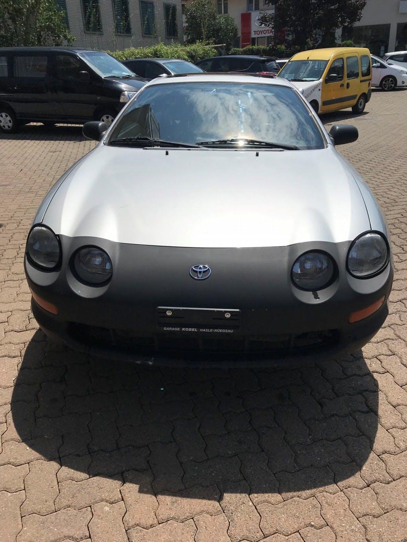 coupe Toyota Celica 1.8