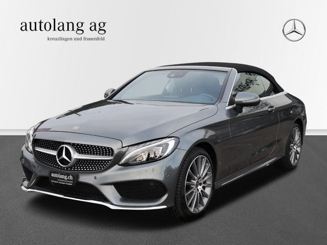 coupe Mercedes-Benz C-Klasse C 200 AMG Line 4Matic