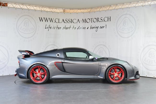 coupe Lotus Exige 360 Cup