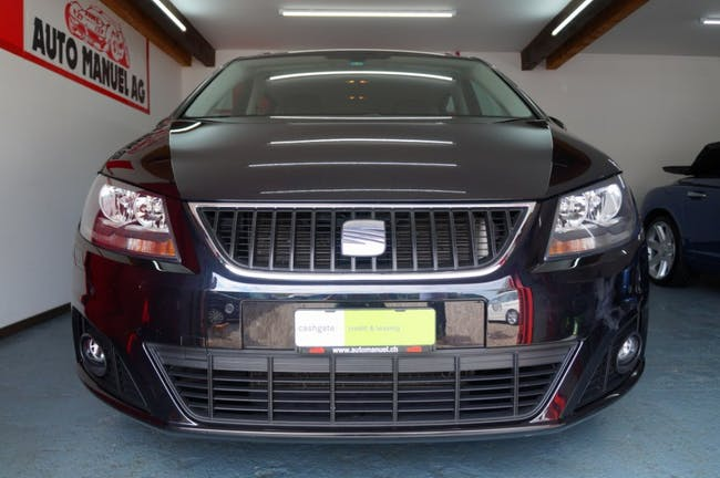 van SEAT Alhambra 2.0 TDI Style DSG