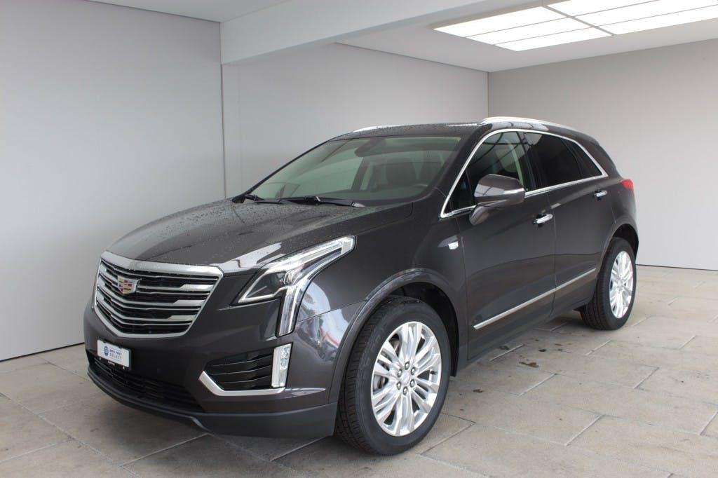 suv Cadillac XT5 Crossover 3.6 Premium Automatic