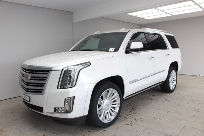 suv Cadillac Escalade 6.2 Platinum Automatic