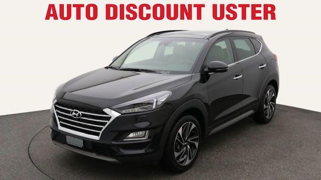 suv Hyundai Tucson 1.6 TGDI Summit 4WD A