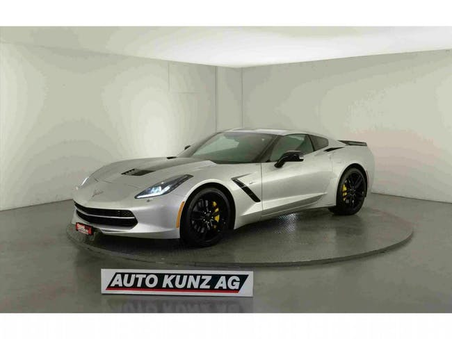 coupe Chevrolet Corvette Stingray C7 Performance