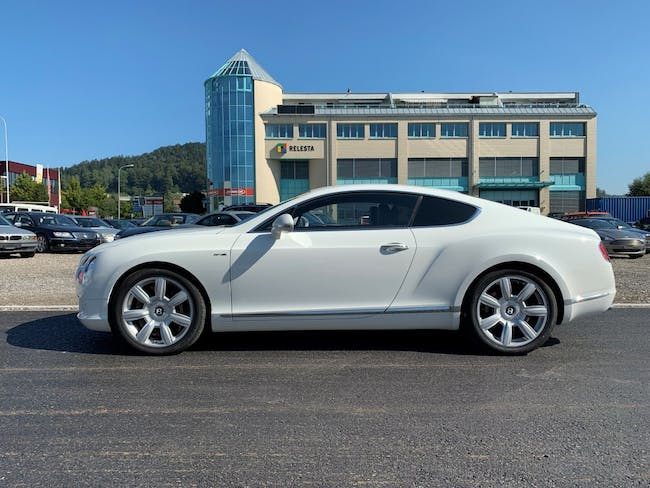 coupe Bentley Continental GT Speed 6.0 W12