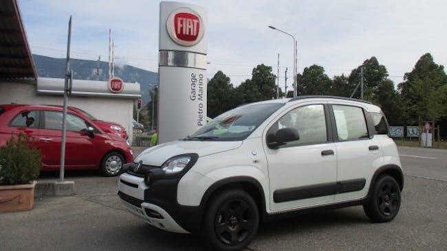 saloon Fiat Panda 1.2 69 Waze