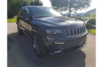 suv Jeep Grand Cherokee 6.4 V8 HEMI SRT8 Automatic