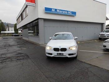 saloon BMW 1er 116i Sport Line