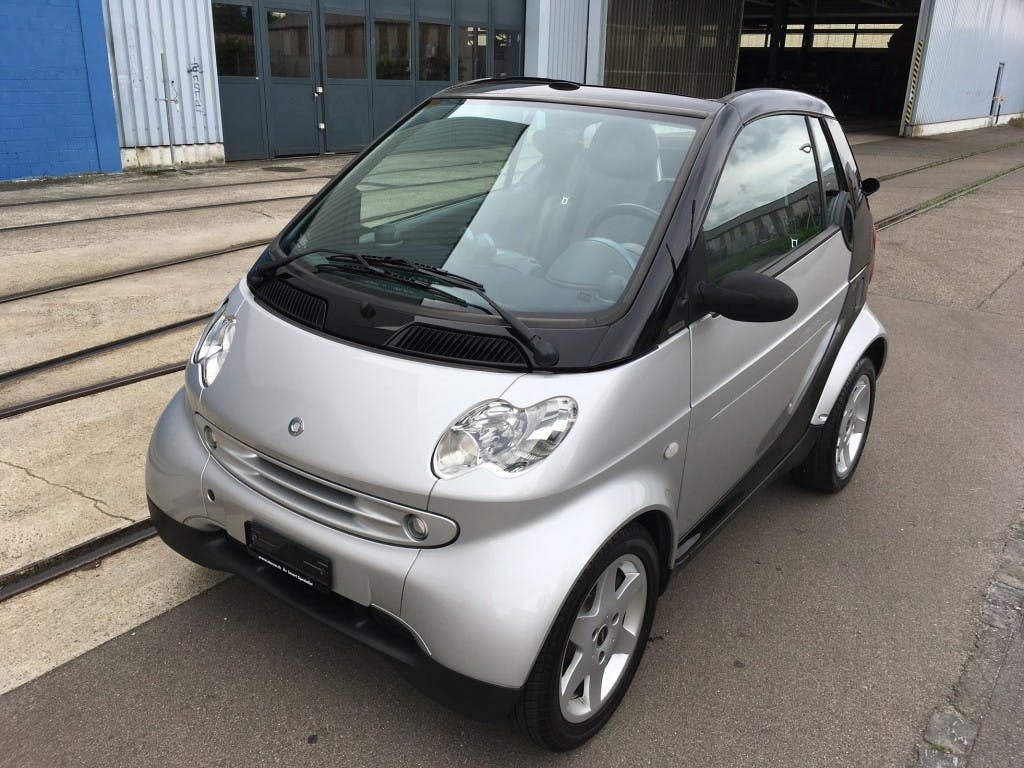 cabriolet Smart City/Fortwo fortwo pulse