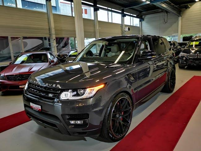 suv Land Rover Range Rover Sport 3.0 SDV6 Autobiography