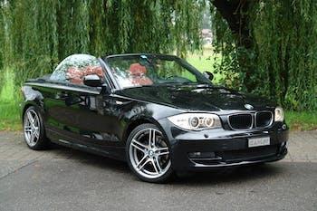 cabriolet BMW 1er 118d Cabrio