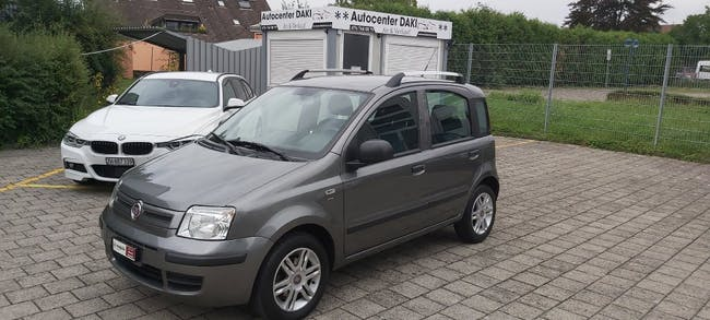 saloon Fiat Panda 1.2 Dynamic plus
