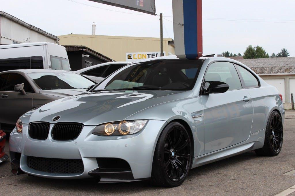 coupe BMW 3er M3 Coupé DSG