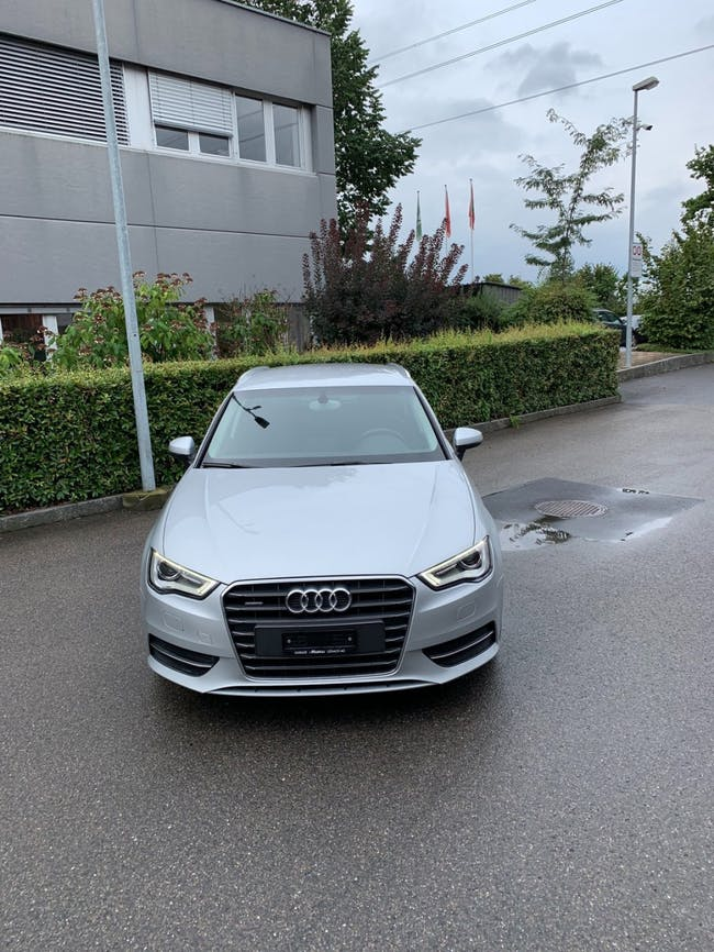 saloon Audi A3 Sportback 1.8 TFSI Ambition quattro S-tronic