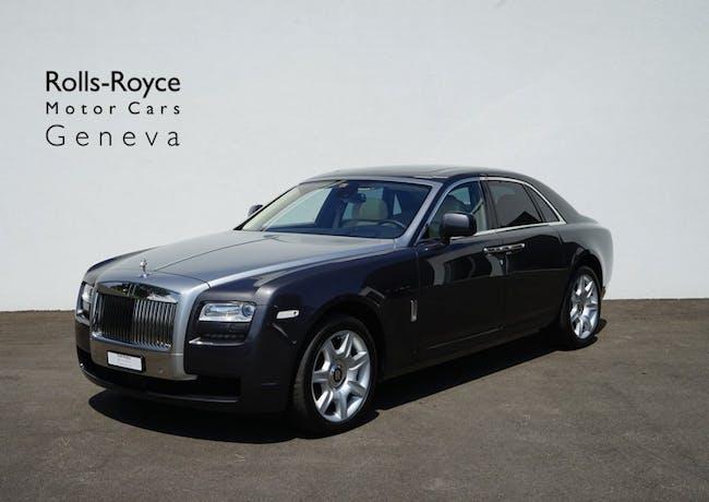 saloon Rolls Royce Ghost 6.6 V12