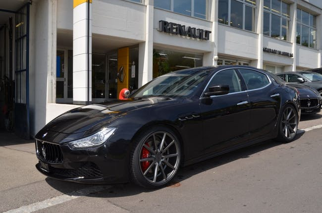 saloon Maserati Ghibli S Q4 3.0 V6 Automatica MY2016