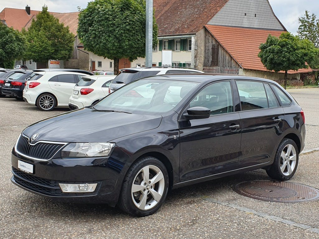 estate Skoda Rapid Spaceback 1.4 TSI Elegance DSG