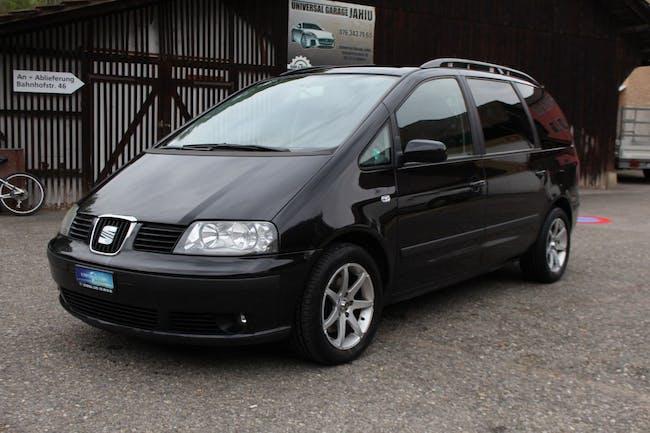 van SEAT Alhambra 1.9 TDI Advantage