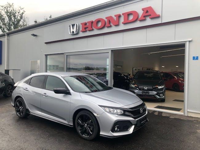 saloon Honda Civic 1.0 VTEC Sport Line CVT ( Schweizer Fahrzeug )