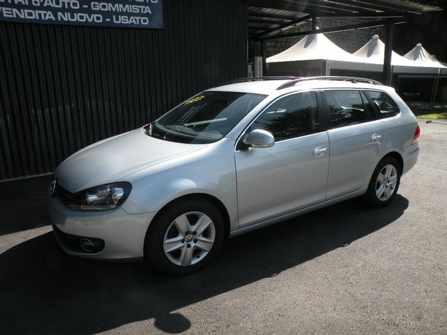 estate VW Golf VI Variant 1.4 TSI Trendline