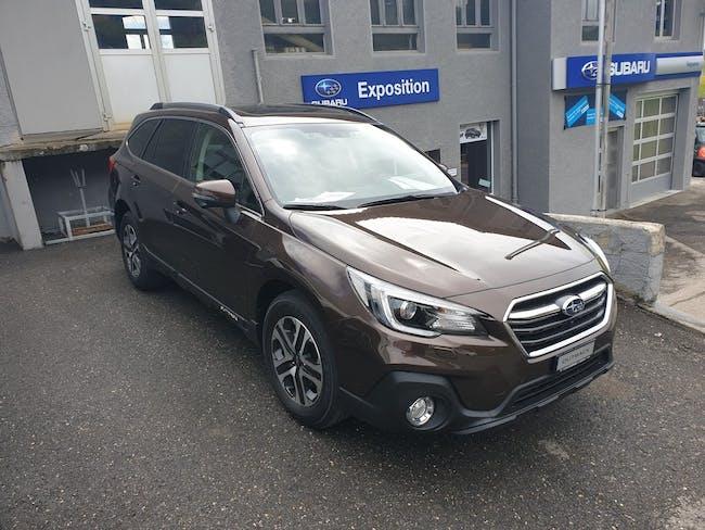 estate Subaru Outback 2.5i Swiss Plus