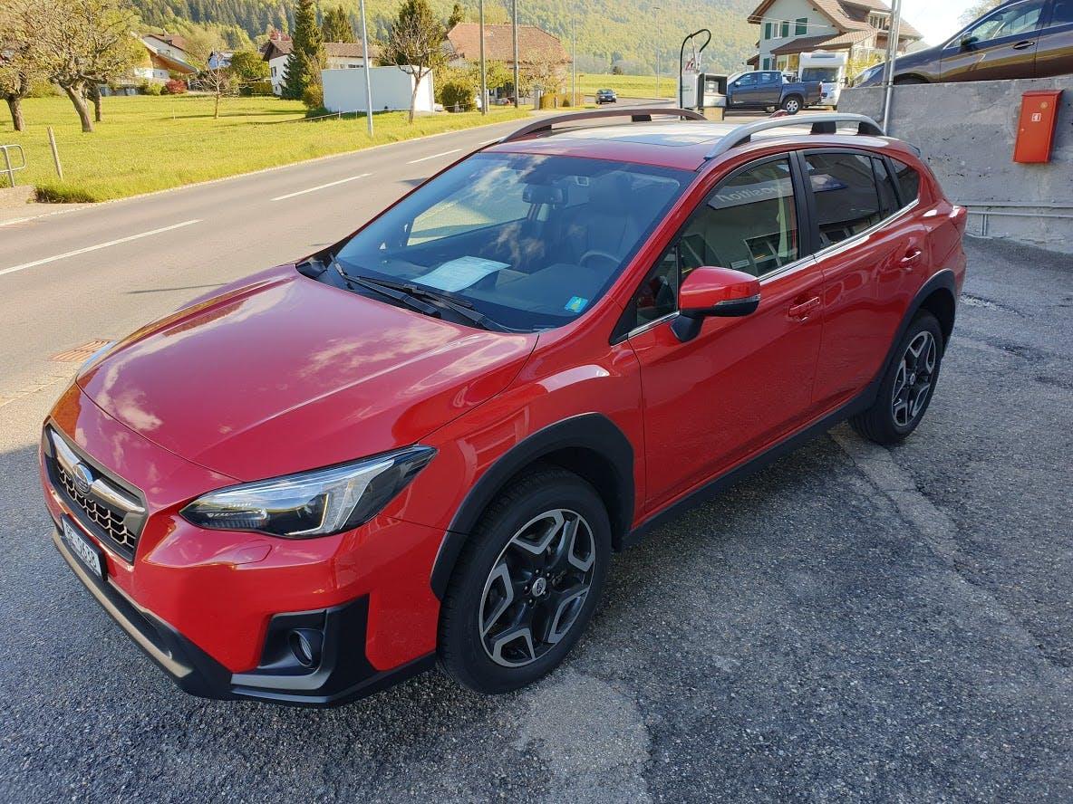 suv Subaru XV 2.0i Luxury
