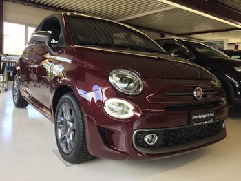 saloon Fiat 500 1.2 S