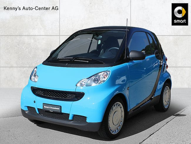 saloon Smart Fortwo coupé pure 61PS mhd