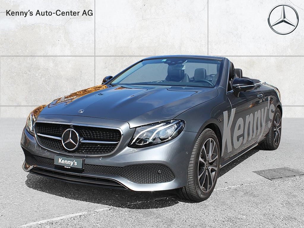 cabriolet Mercedes-Benz E-Klasse E 200 Avantgarde Cabriolet