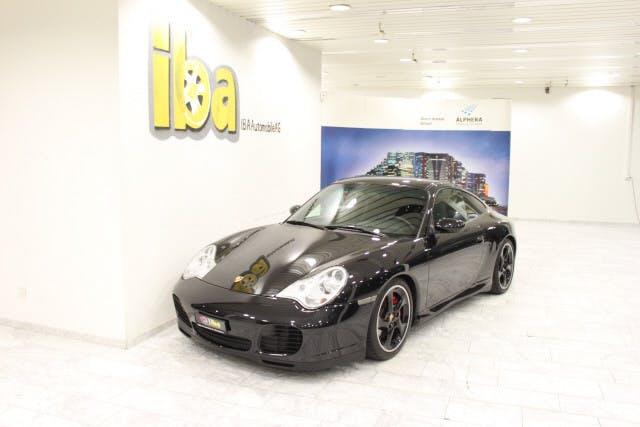 coupe Porsche 911 Carrera 4 S