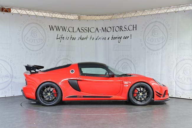coupe Lotus Exige Sport 380